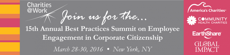 Charities at Work Annual Corporate Citizenship Conference