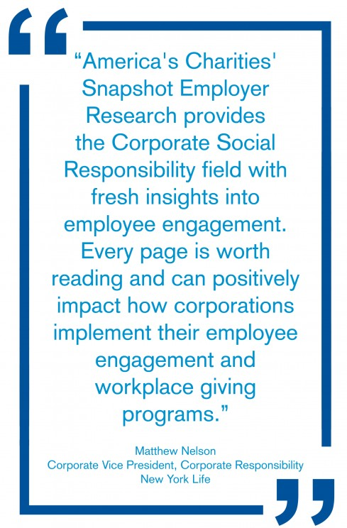 Snapshot Employer Research testimonial