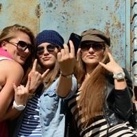 Diabetes Group teen girls
