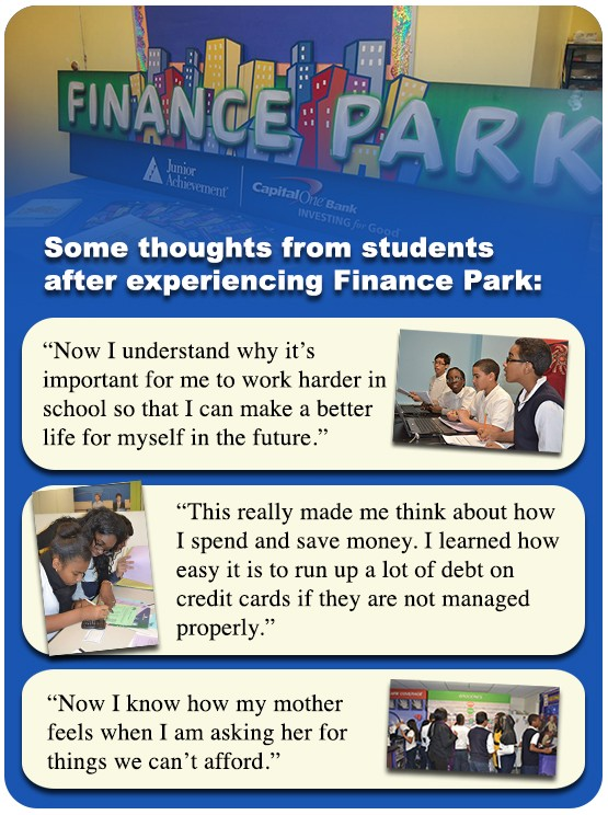 JA New York Finance Park