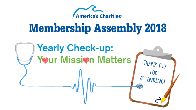 Thank you for attending Membership Assembly 2018