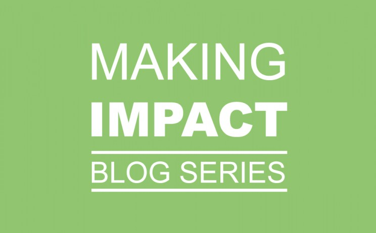 Making Impact Blog News Story Rotator
