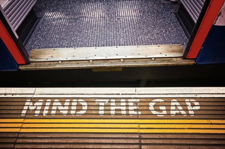 Mind the Gap: a Tragic Waste of Talent