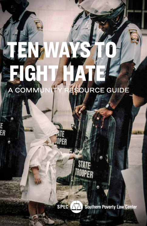 Ten Ways to Fight Hate in Your Community