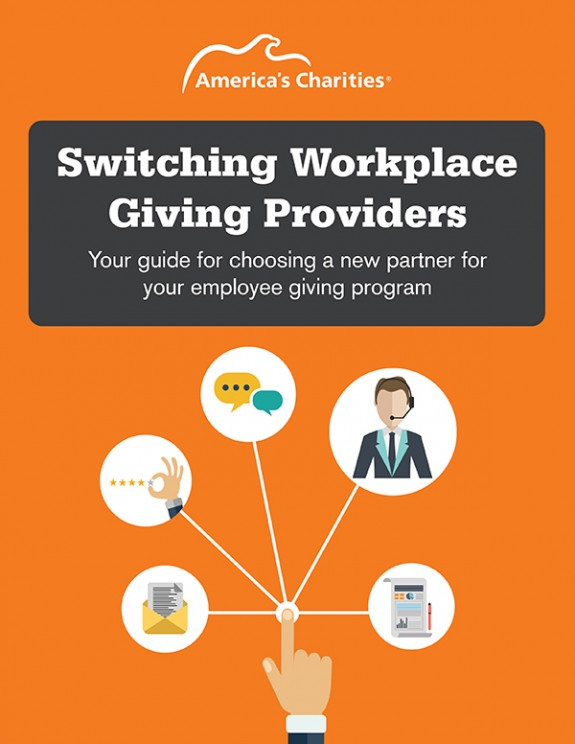 Switching workplace giving vendors: your guide for choosing a new partner for your employee giving program