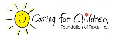 Caring for Children Foundation of Texas logo