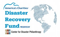 America's Charities Disaster Recovery Fund presented by the Center for Disaster Philanthropy