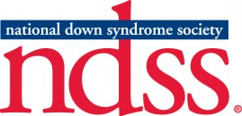 National Down Syndrome Society logo