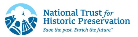 National Trust for Historic Preservation - Save the past. Enrich the future. logo