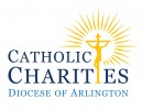 Catholic Charities of the Diocese of Arlington logo