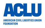 American Civil Liberties Union Foundation (ACLU) logo