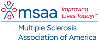 Multiple Sclerosis Association of America (MSAA) logo