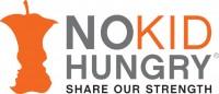 No Kid Hungry - Share Our Strength logo
