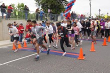 Fairfax CASA run for the children