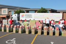 Feed the Children - workplace giving and combined federal campaign (CFC)