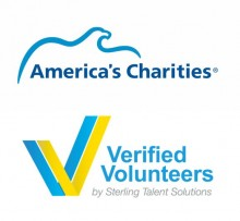 Verified Volunteers and America's Charities