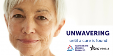 Alzheimer's Disease Research - Workplace giving and Combined Federal Campaign (CFC)