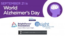 World Alzheimer's Day 2020