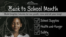 2019 Back to School Month