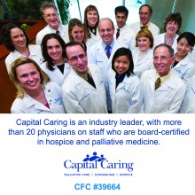 Capital Caring workplace giving
