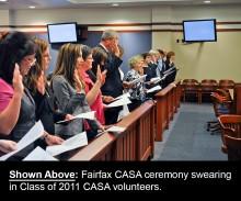 Fairfax CASA Volunteers