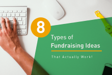 8 Fundraising ideas for nonprofits and companies