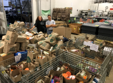 Food for Others Fairfax County food bank