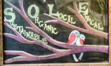 Sustainable Organic Local Ethical