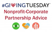 Giving Tuesday Nonprofit Corporate Partnership Advice