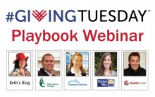 Giving Tuesday Advice and Tips Webinar