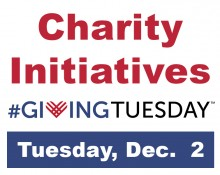 Charity Initiatives Giving Tuesday