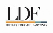 NAACP Legal Defense Fund - Defend Educate Empower logo