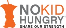 No Kid Hungry - Share Our Strength logo