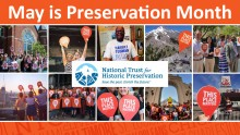This Place Matters: How to Celebrate Preservation Month This May