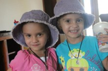 Meet the Children: Ashley & Samantha Housel