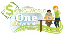 Saving the World One Paycheck at a Time