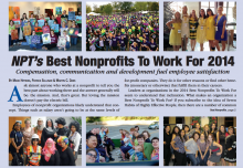 America's Charities Members AHC, DoSomething.org and HRC Named 2014 Best Nonprofits to Work For by The NonProfitTimes