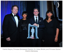 John Wayne Cancer Institute 29th Annual Odyssey Ball