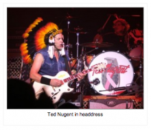 Idaho Indian Tribe Drops Ted Nugent Citing Rocker's Racist Legacy