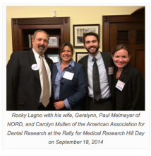 Rally for Medical Research Hill Day 2014