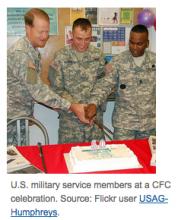 Military CFC