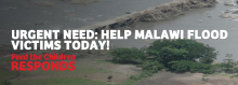 Help Malawi Flood Victims