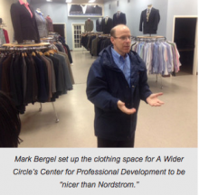 Mark Bergel A wider Circle Professional Development