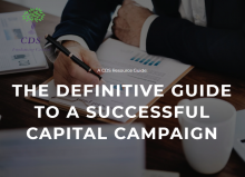 CDS Definitive Guide to Capital Campaigns