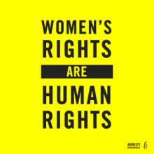 Women's Rights - Amnesty International