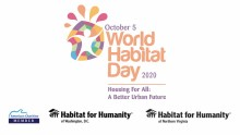 World Habitat Day: Recognizing the Basic Right of Everyone to Adequate Shelter
