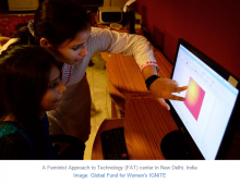 Feminist Approach in Technology India