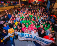 DIRECTV Employee Giving, Volunteer, Engagement