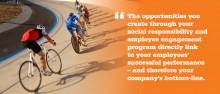 Employee Engagement, employee giving & CSR