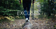 Excuses for not volunteering or giving back